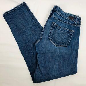Paige Premium Skyline Ankle Peg Jeans Sz 27